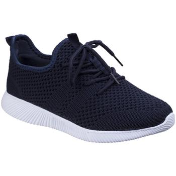 Scarpe Donna Sneakers basse Divaz  Blu navy