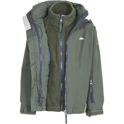 Abbigliamento Unisex bambino giacca a vento Trespass  Verde