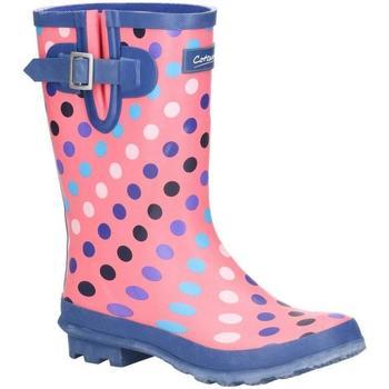 Scarpe Donna Stivali da pioggia Cotswold  Multicolore