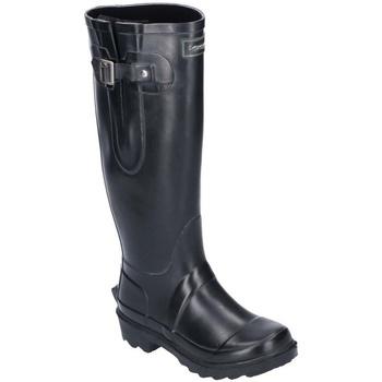 Scarpe Donna Stivali da pioggia Cotswold  Nero