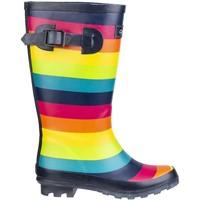 Scarpe Unisex bambino Stivali da pioggia Cotswold  Multicolore