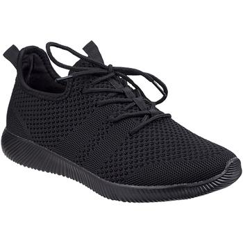 Scarpe Donna Sneakers basse Divaz  Nero