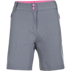 Abbigliamento Donna Shorts / Bermuda Trespass  Grigio