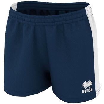 Abbigliamento Donna Shorts / Bermuda Errea Short femme  Carys 3.0 bleu marine
