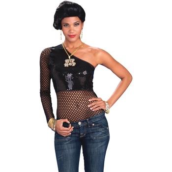 Abbigliamento Donna Top / Blusa Bristol Novelty  Nero