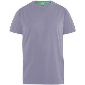 Abbigliamento Uomo T-shirt maniche corte Duke  Viola