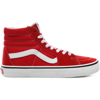 Scarpe Sneakers alte Vans UA SK8 HI VN0A4BV6 JV6 Rosso