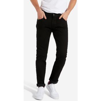 Abbigliamento Uomo Jeans slim Wrangler ATRMPN-13679 Nero
