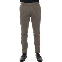 Abbigliamento Uomo Chino Pto5 CODT11Z00CL1-EB190120 Taupe