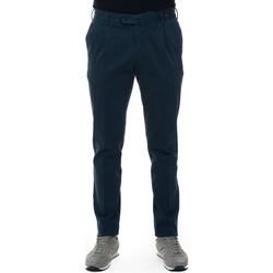 Abbigliamento Uomo Chino Pto5 CODT11Z00CL1-EB190360 Blu