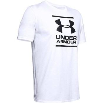 Abbigliamento Uomo T-shirt maniche corte Under Armour GL Foundation SS Bianco