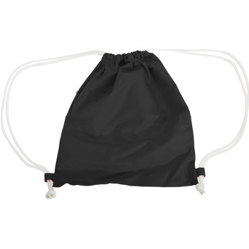Borse Unisex bambino Borse da sport Bagbase BG110 Nero
