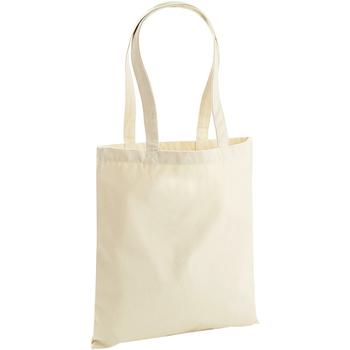 Borse Tote bag / Borsa shopping Westford Mill W801 Naturale