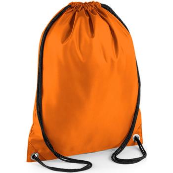 Borse Unisex bambino Borse da sport Bagbase BG5 Arancio