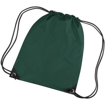 Borse Unisex bambino Borse da sport Bagbase BG10 Verde bottiglia