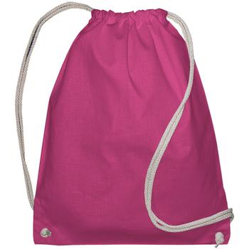 Borse Unisex bambino Borse da sport Bags By Jassz 60257 Magenta