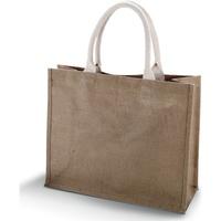 Borse Donna Tote bag / Borsa shopping Kimood KI011 Cappuccino