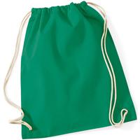 Borse Unisex bambino Borse da sport Westford Mill W110 Verde kelly