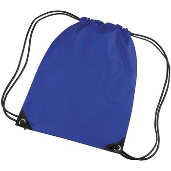 Borse Unisex bambino Borse da sport Bagbase BG10 Blu reale acceso