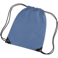 Borse Unisex bambino Borse da sport Bagbase BG10 Blu