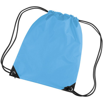 Borse Unisex bambino Borse da sport Bagbase BG10 Azzurro mare
