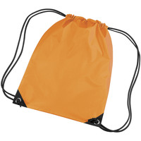 Borse Unisex bambino Borse da sport Bagbase BG10 Arancio fluorescente