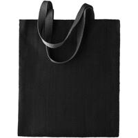 Borse Donna Tote bag / Borsa shopping Kimood KI009 Nero