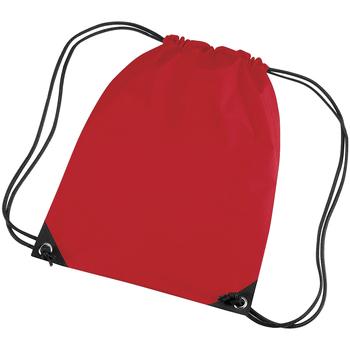 Borse Unisex bambino Borse da sport Bagbase BG10 Rosso