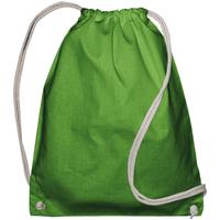 Borse Unisex bambino Borse da sport Bags By Jassz 60257 Verde chiaro