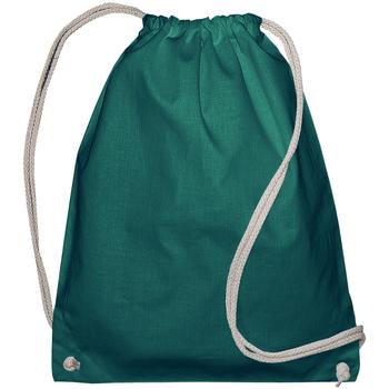 Borse Unisex bambino Borse da sport Bags By Jassz 60257 Petrolio