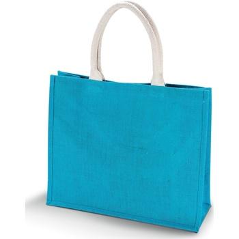 Borse Donna Tote bag / Borsa shopping Kimood KI011 Turchese