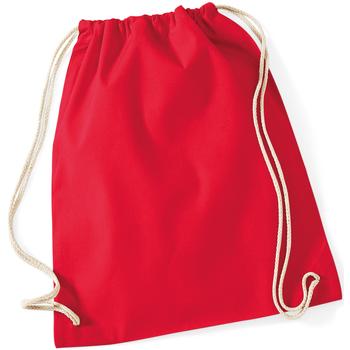 Borse Unisex bambino Borse da sport Westford Mill W110 Rosso
