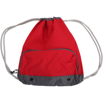 Borse Unisex bambino Borse da sport Bagbase BG542 Rosso