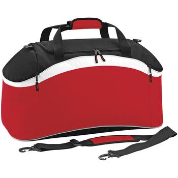 Borse Borse da sport Bagbase BG572 Rosso/Nero/Bianco