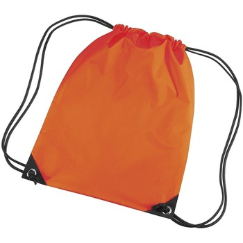 Borse Unisex bambino Borse da sport Bagbase BG10 Arancio