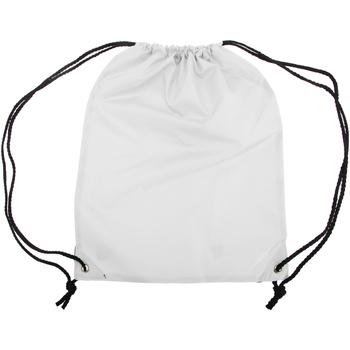 Borse Unisex bambino Borse da sport Shugon SH5890 Bianco