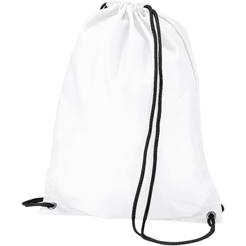 Borse Unisex bambino Borse da sport Bagbase BG5 Bianco