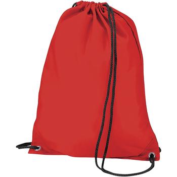 Borse Unisex bambino Borse da sport Bagbase BG5 Rosso