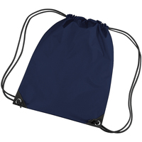 Borse Unisex bambino Borse da sport Bagbase BG10 Blu navy
