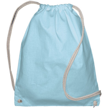 Borse Unisex bambino Borse da sport Bags By Jassz 60257 Verde acqua