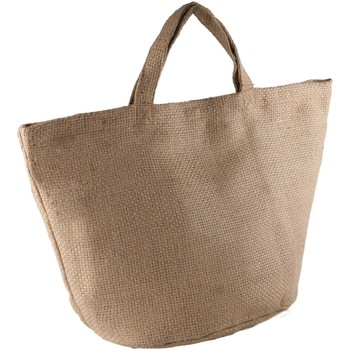 Borse Donna Tote bag / Borsa shopping Kimood KI008 Naturale