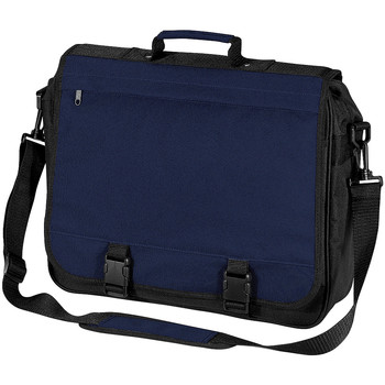 Borse Porta Documenti Bagbase BG33 Blu scuro