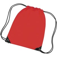 Borse Unisex bambino Borse da sport Bagbase BG10 Rosso acceso