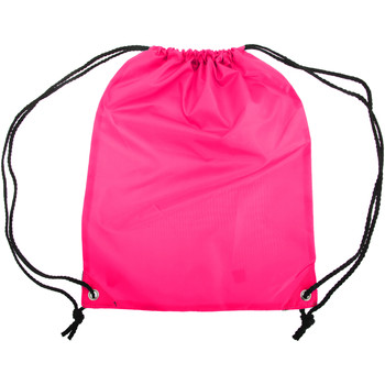 Borse Unisex bambino Borse da sport Shugon SH5890 Rosa acceso