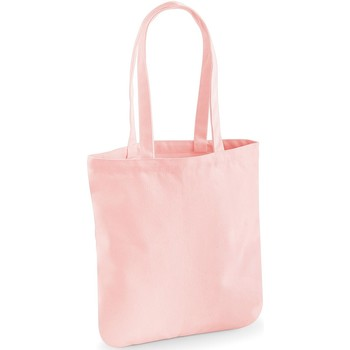 Borse Donna Tote bag / Borsa shopping Westford Mill W821 Rosa pastello