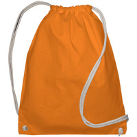 Borse Unisex bambino Borse da sport Bags By Jassz 60257 Mandarino