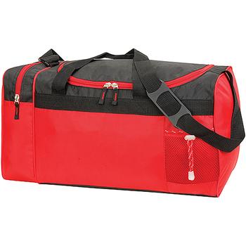 Borse Borse da sport Shugon SH2450 Rosso/Nero