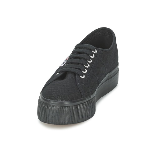 Superga Scarpe 4250 2791 Nero Cotew Basse Donna Consegna Gratuita Linea Sneakers 0nvNwm8