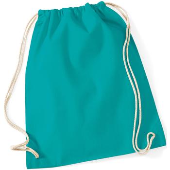 Borse Unisex bambino Borse da sport Westford Mill W110 Smeraldo