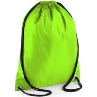 Borse Unisex bambino Borse da sport Bagbase BG5 Lime